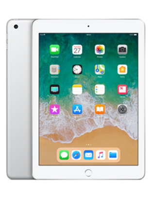 Picture of Apple iPad Wi-Fi 32GB - Silver (MR7G2B)