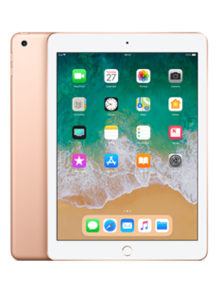 Picture of Apple iPad Wi-Fi 32GB - Gold (MRJN2B)