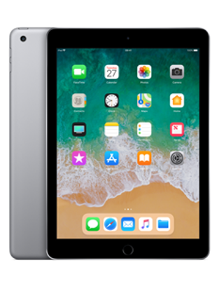 Picture of Apple iPad Wi-Fi 128GB - Space Grey (MR7J2B)