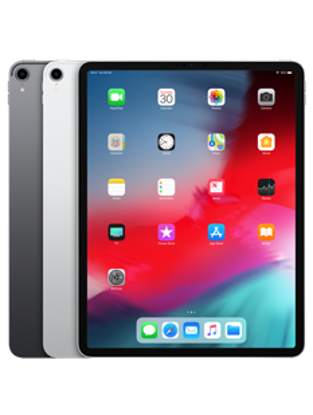 Picture of Apple iPad Pro 12.9 Wi-Fi 256GB Silver (MTFN2B)
