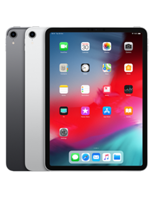 Picture of Apple iPad Pro 11 Wi-Fi 1TB Silver (MTXW2B)