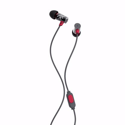 Picture of iFrogz iFrogz Luxe Air In-Ear Earphones with Mic in Red