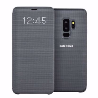 Picture of Samsung Samsung LED View Case for Samsung Galaxy S9+ in Black