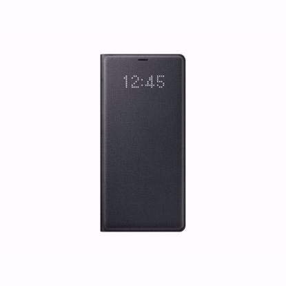 Picture of Samsung Samsung LED View Case for Samsung Galaxy Note 8 in Black