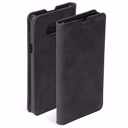Picture of Krusell Krusell Sunne 2 Card Folio Wallet Case for Samsung Galaxy S10 E in Vintage Black