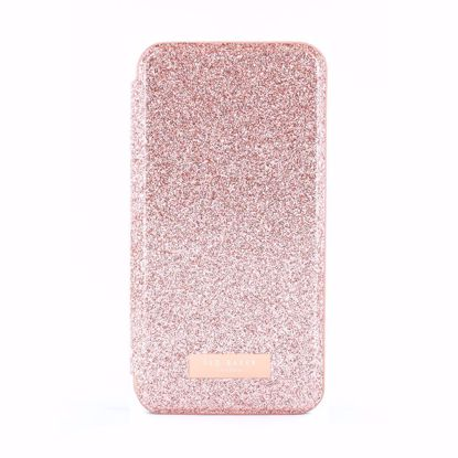Picture of Ted Baker Ted Baker Folio Case for Apple iPhone 11 Pro Max in Glitsie