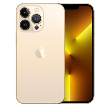 Picture of Apple iPhone 13 Pro 128GB Gold (MLVC3B)