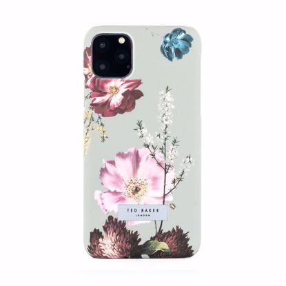 Picture of Ted Baker Ted Baker Hard Shell Case for Apple iPhone 11 Pro Max in Forest Fruits Gray